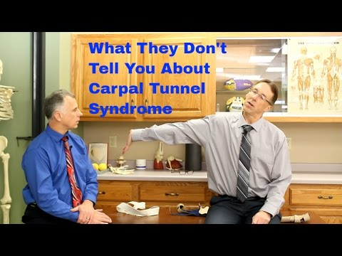 What They Don't Tell You About Carpal Tunnel Syndrome! Stretches & Treatments