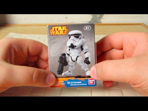 Штурмовик Звездные войны - Star Wars - Бандай - Bandai - Минифигурка