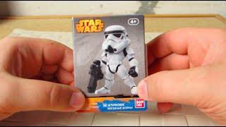 Штурмовик Звездные войны - Star Wars - Бандай - Bandai - Минифигурка(Штурмовик Звездные войны - Star Wars - Бандай - Bandai - Минифигурка Группа
