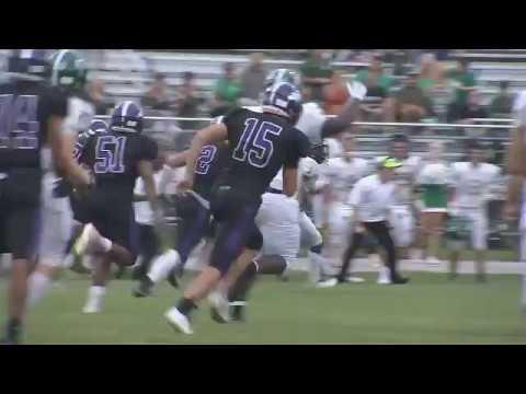 Play #2 Father Lopez Catholic High School TD Run