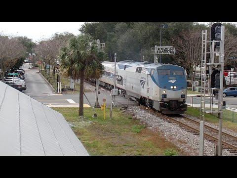 Amtrak Silver Star 92 Compilation