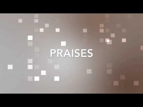 Praises - Bethel Music Instrumental with lyrics