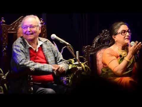 aparna sen speaking on soumitra chattapadhyay