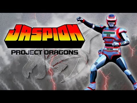 Jaspion Opening Rock Version - Project Dragons