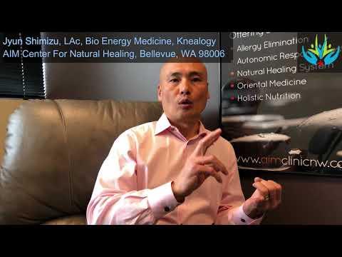 AIM Center for Natural Healing Dr Jyun Shimizu Unique Services