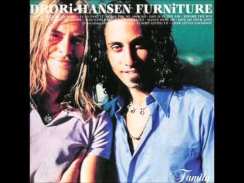 Drori-Hansen Furniture - When You're Around (Danish Pop/Soul)