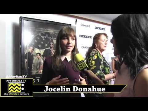 Jocelin Donahue Interview | Crackle's Start Up Premiere