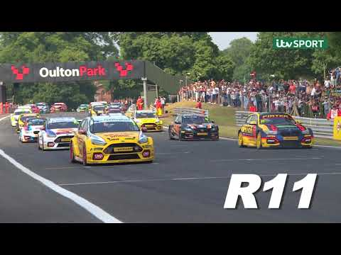 Story of the Day | Oulton Park | BTCC 2018