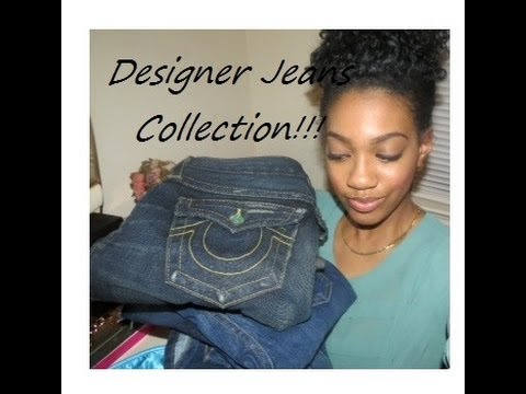 Designer Jeans Collection!!