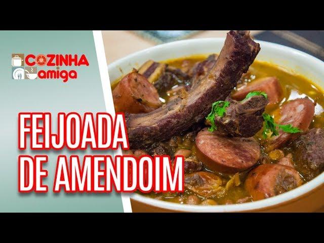 Feijoada de Amendoim - Patrícia Gonçalves | Cozinha Amiga (20/03/19)