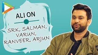 Ali Abbas Zafar on film with SRK Sports film with Salman Khan Amar Akbar Anthony