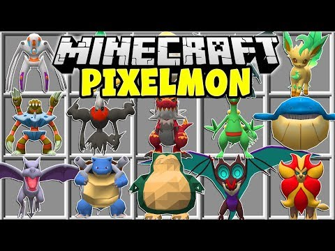 Pixelmon Mod Download Minecraft Forum - Minecraft pokemon spielen