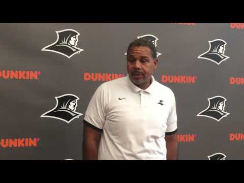 Ed Cooley opening 2021-22 practice at Providence