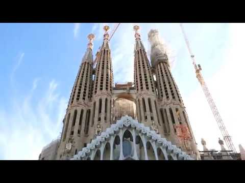 160915 바르셀로나 성당 Barcelona church