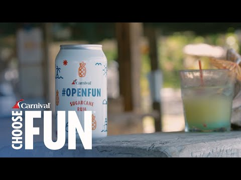 Open Fun and Smell the Caribbean | Carnival Cruise Line