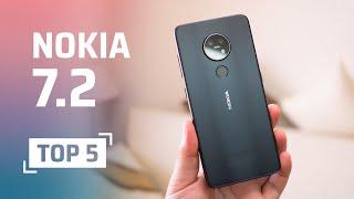 TOP 5 điểm ấn tượng của Nokia 7.2
