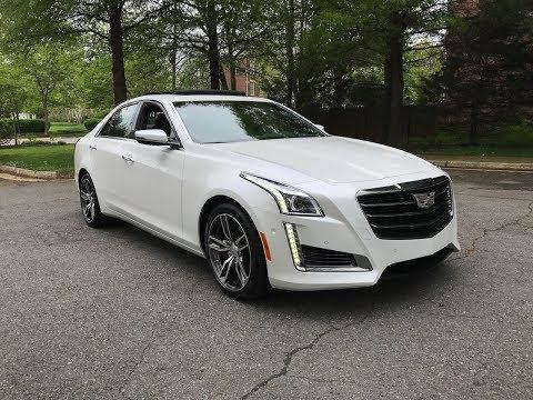 2017 Cadillac CTS V Sport Redline Review