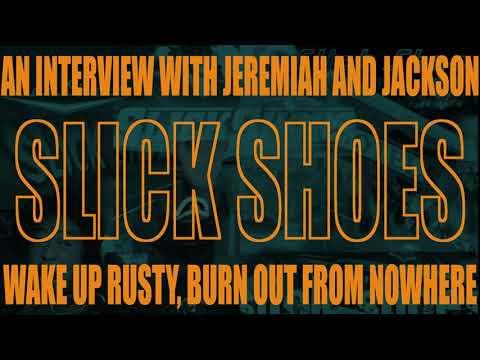 Slick Shoes (Jackson & Jeremiah) On The 'Growing Up Punk Podcast'