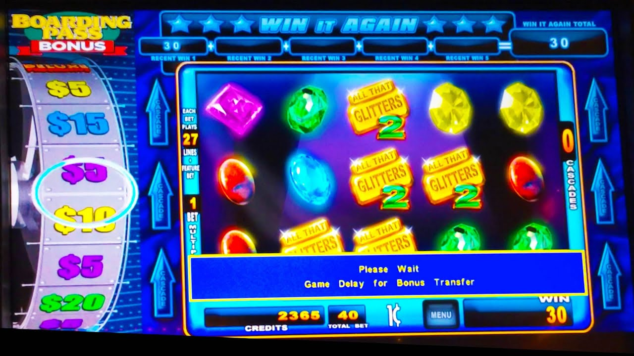 All That Glitters Slot Machine Online Free