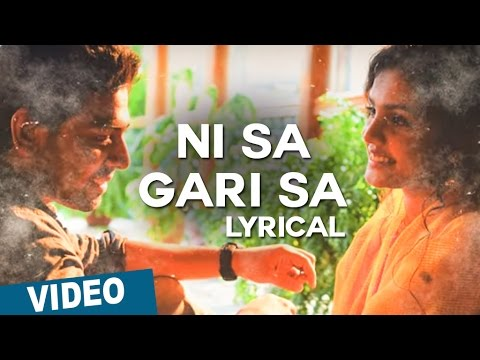 Ni Sa Gari Sa Song with Lyrics | Darling 2 | Kalaiyarasan | Radhan | Sathish Chandrasekaran