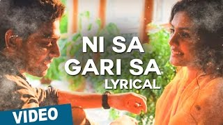 Ni Sa Gari Sa Song with Lyrics | Darling 2 | Kalaiyarasan | Radhan | Sathish Chandrasekaran