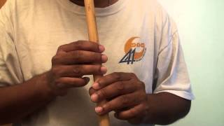 "Hindi song on flute - Tune O Rangeele Kaisa Jadu Kiya - ""Travails with my flute"""