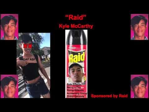 Kyle McCarthy - Raid (Official Audio)