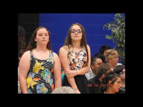 Elizabeth middle school graduation