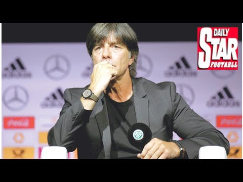 Germany coach Joachim Loew agrees contract extension to 2022
