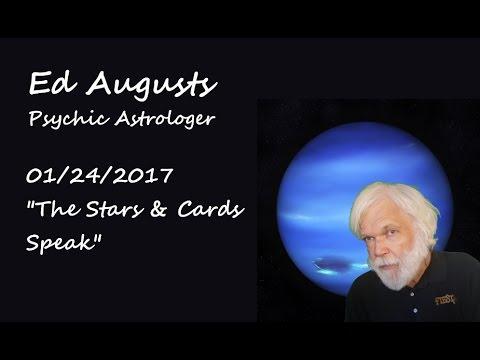01/24/2017 - The Stars & Cards Speak