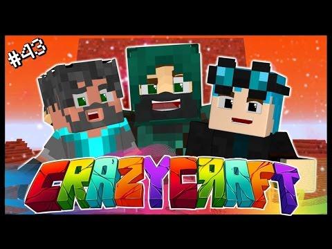 WE GOT DOUBLE PRANKED?!? | Ep 43 | Minecraft Crazy Craft 3.0