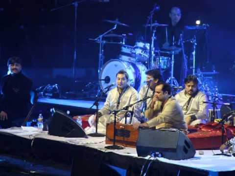 Rahat Fateh Ali Khan Live: Sajda Tera Sajda