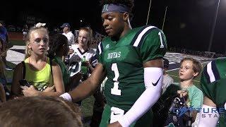 High School Football Highlights - Justin Fields 2017 Opening