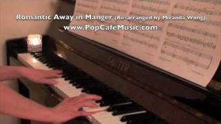 Romantic Away in A Manger - Christmas Wedding Piano Music by Miranda Wong
