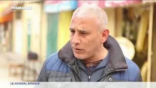 Algérie l'art de la dinanderie en souffrance