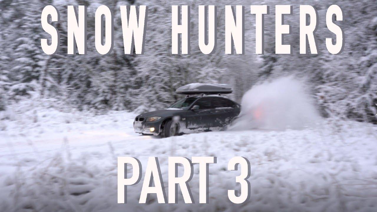 SNOW HUNTERS IN FINLAND Part 3 /MICHAEL MOTORSPORT