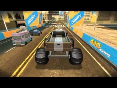 Downtown Drift - 3D Racing on A10.com!
