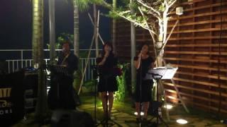 Mercy live cover by Jenny Vie