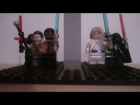 Star Wars brick film and 50 sub news