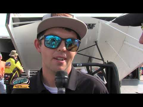 Knoxville Raceway - Makeup Feature Preview with Jamie Ball