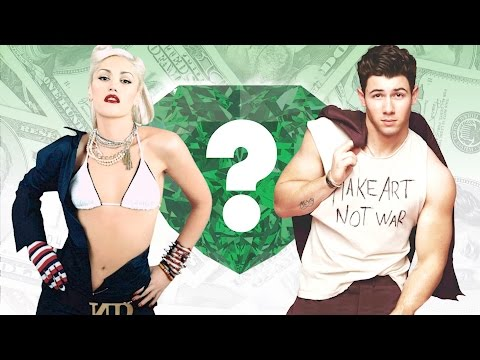 WHO'S RICHER? - Gwen Stefani or Nick...