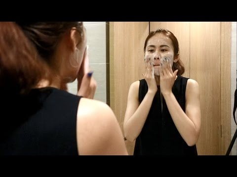 Skincare buổi tối khi đi du lịch @Saigon | Mailovesbeauty