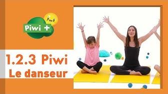 123 Piwi - Le danseur (Emission de yoga pour enfants sur Piwi+)