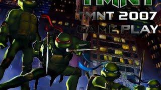 TMNT 2007 PC GAME Gameplay