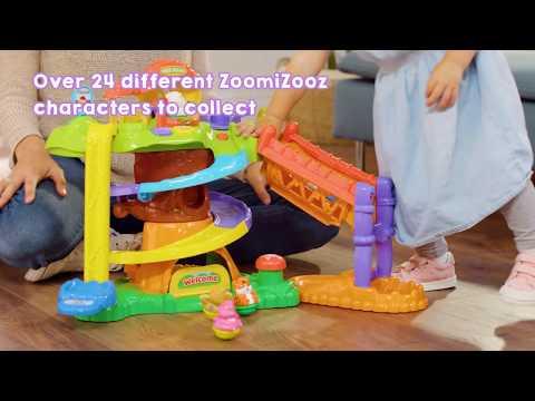 ZoomiZooz Klim & Verken Boomhuis van VTech review