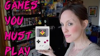 3 Nintendo Game Boy Games You MUST Play | TheGebs24