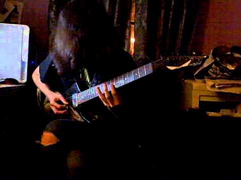 Amon Amarth - Prediction of Warfare Guitar Cover mp3