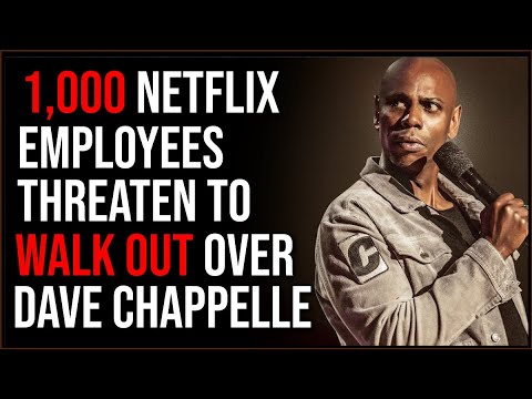 Download 1,000 Netflix Employees Threaten To WALK OUT After Flap Over Dave Chappelle Special