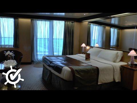 Costa Deliziosa: Panorama-Suite