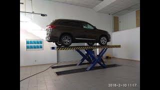 Mitsubishi Outlander 2.0 CVT 4WD Intence+. ТО-0 и мысли в слух: V2.0 или V2.4